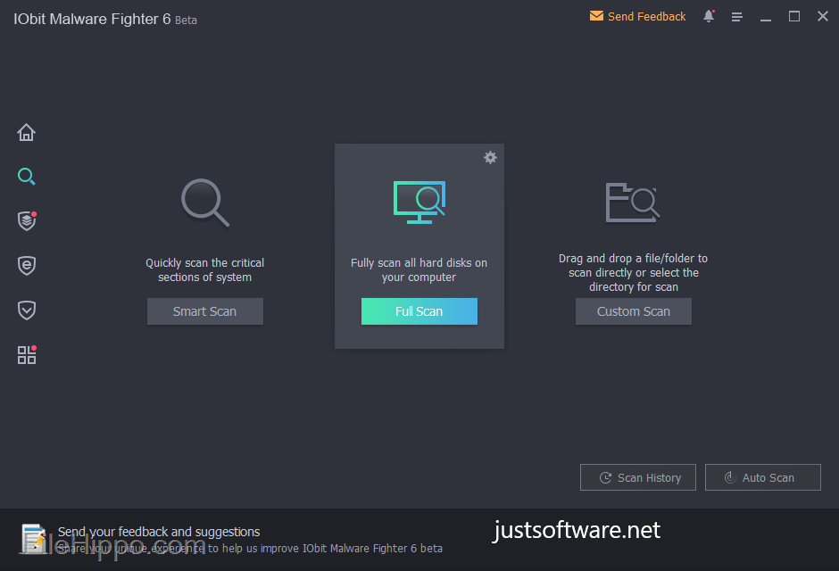 Iobit Malware Fighter 6 Pro Crack + License Key Download 2018