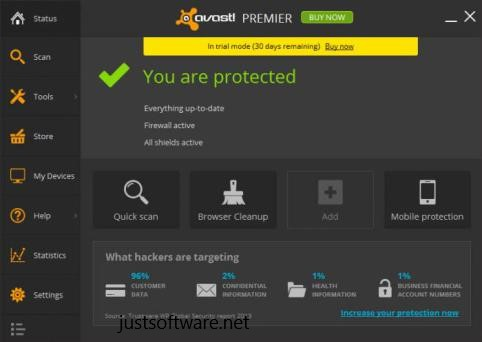 Avast Premier 2019 19.4 License key With Activation Code Full Cracked
