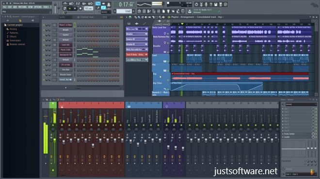 FL Studio 20.1.2.877 Crack + Torrent For [Mac + Win] 2019 [Latest]