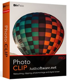 InPixio Photo Clip 8.6.0 Professional Crack With Serial Key 2018