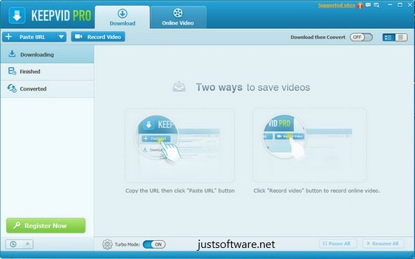 KeepVid Pro 7.3.0.2 Crack + Serial Key Free Download Lifetime [Latest]