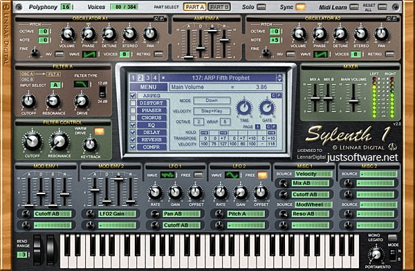 Sylenth1 3.041 Crack + License Keygen Free Download