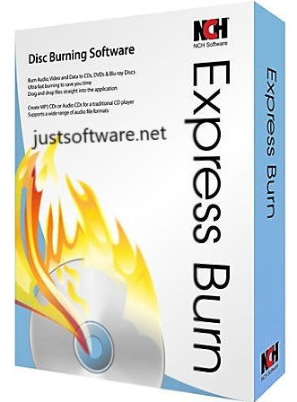 Express Burn 9.02 Crack + Activation Key Free 2020 Download