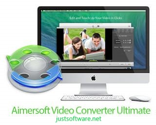 Aimersoft Video Converter Ultimate 10.4.2 Crack + Keygen Download