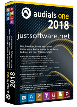 Audials One 2020.0.56.5600 Crack + Full Version Download