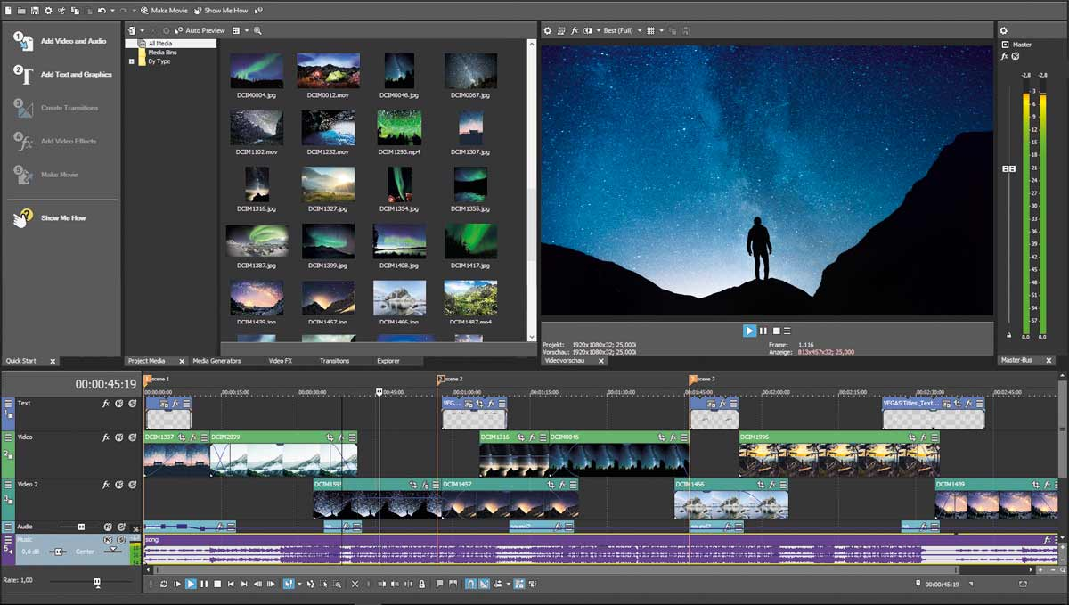 Sony Vegas Pro 16 Crack + Keygen Free Download