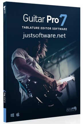 Guitar Pro 7.5.2 Build 1620 Crack + Keygen Full Download Latest