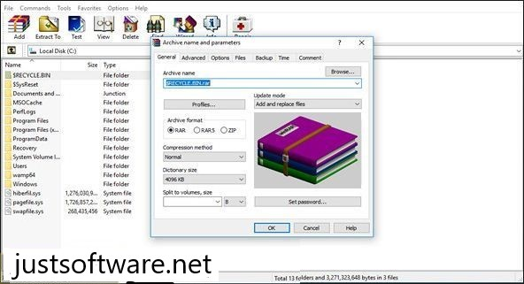 WinRAR 5.61 Crack + Keygen Full Version