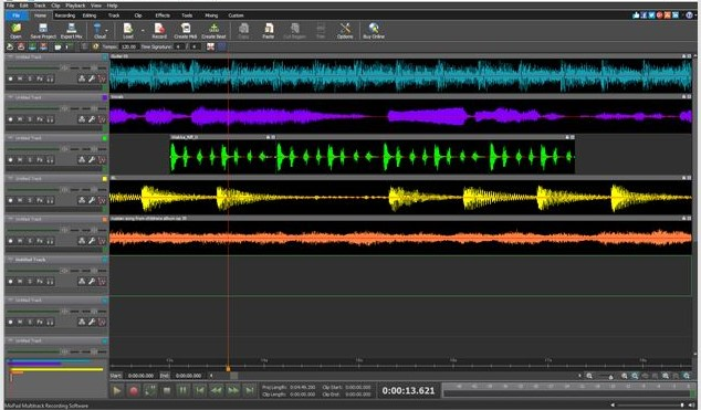 MixPad 5.23 Crack + Registration Code Free Download 2019
