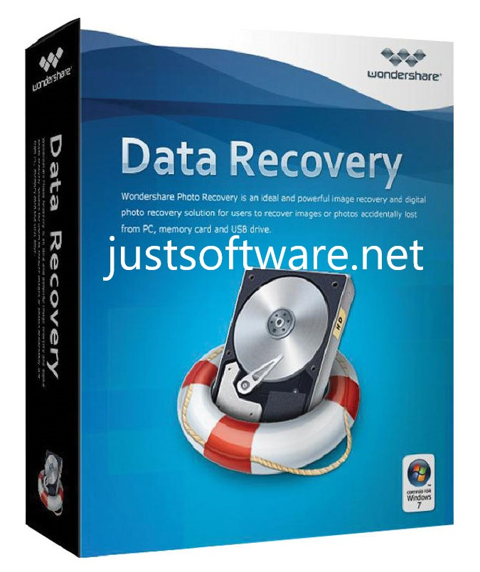 Wondershare Data Recovery 7 Crack + Serial Key Free Download 2018