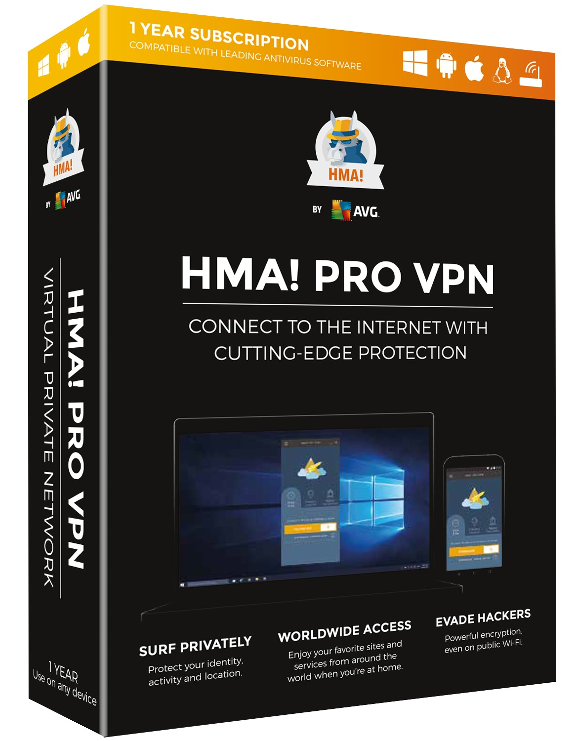 HMA Pro VPN 4.3.133 Crack + License Key Free Download