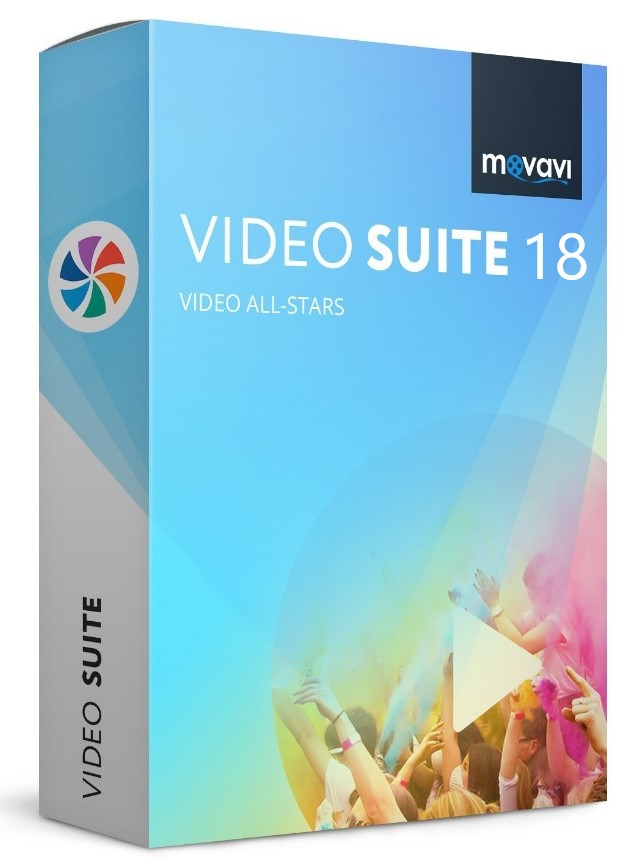 Movavi Video Suite 18 Crack + Activation Key Free Download