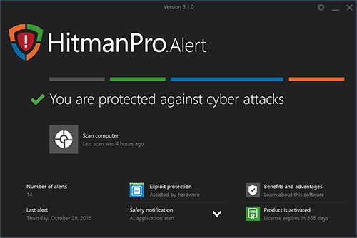 Hitman Pro 3.8.18 Build 312 Crack + Product Key Full Version Download