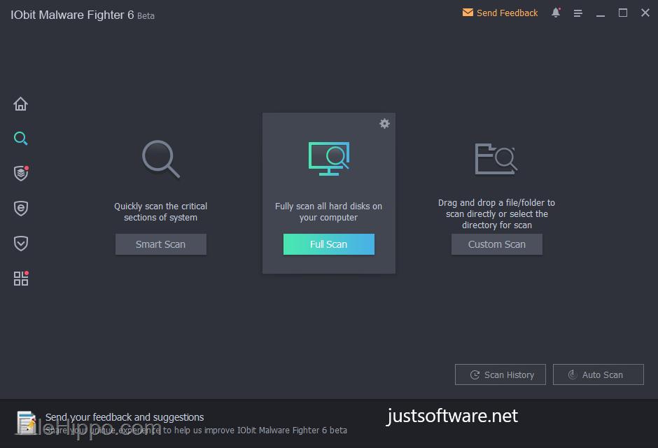 IObit Malware Fighter 8.1.0.645 Pro Crack + License Key Download