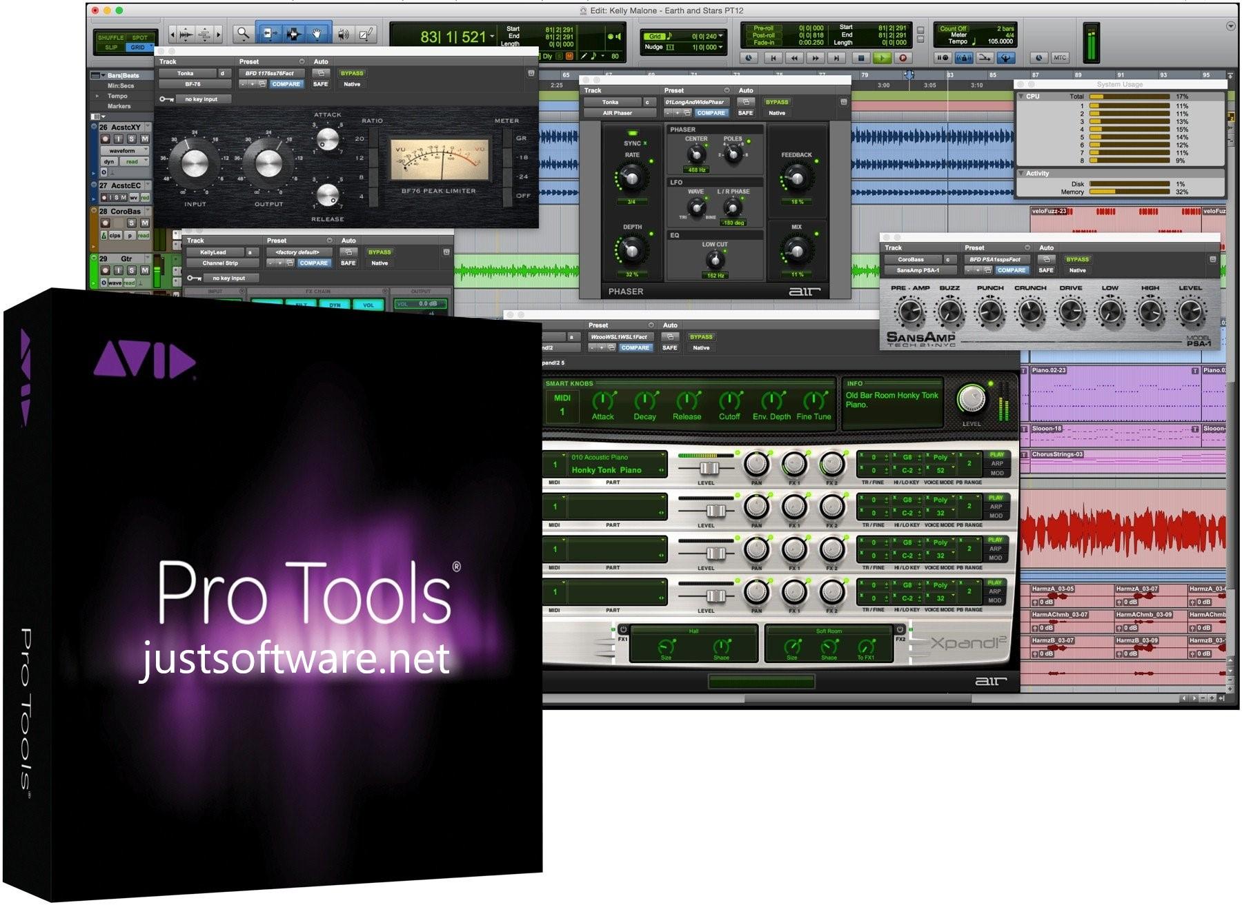 Avid Pro Tools 2020.03 Crack + Torrent Free Download