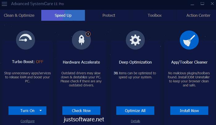 Advanced SystemCare Pro 13.6.0.291 Crack + License Key Download