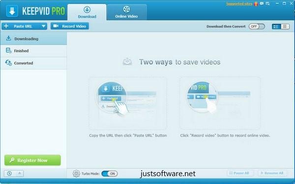 KeepVid Pro  8.1  Crack + Serial Key Free Download  [Latest]