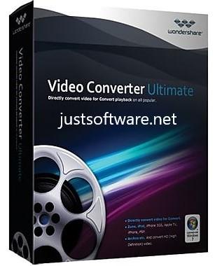 Wondershare Video Converter Ultimate 12.0.3 Crack + Key Free 2020