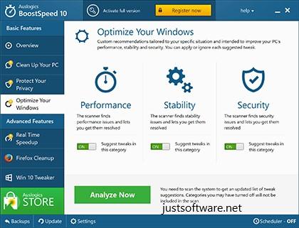 Auslogics BoostSpeed 11.5.0.1Premium Crack Full Version Download