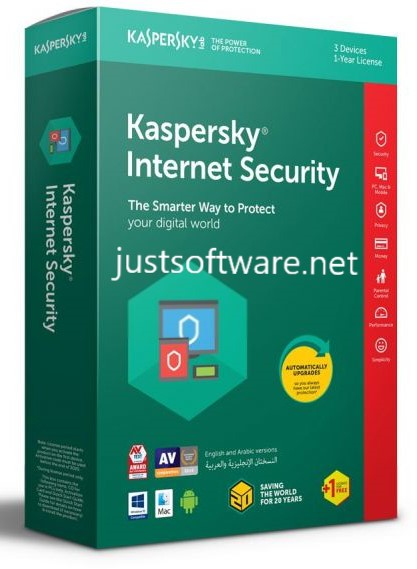Kaspersky Internet Security 2020 21.1.15.500 Crack + Key Free Download [Latest]