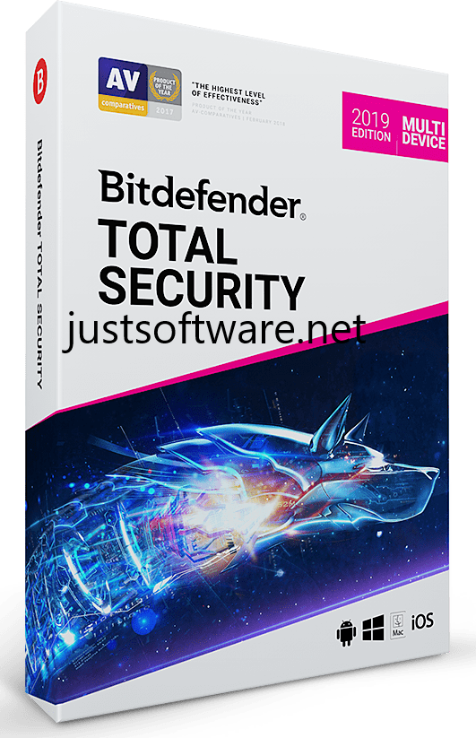 Bitdefender Total Security 2020 25.0.2.14 Crack + Activation Code Free Download
