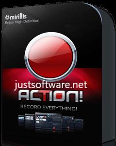 Mirillis Action 4.10.5 Crack + License Key Free Download 2020