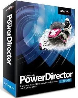 CyberLink PowerDirector 18.0.2725.0 Crack + Serial Key