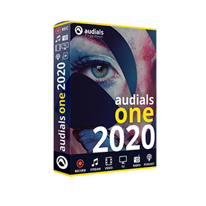 Audials One 2020.2.52.0 Crack + Serial Key Free Download