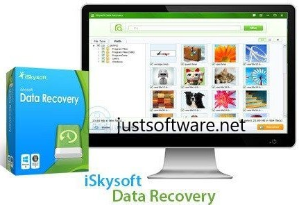 ISkysoft Data Recovery 5.0.1 Crack + Registration Code Free Download [Latest]