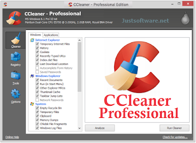 CCleaner 5.70.7909 Crack + Serial Key Free Download 2020