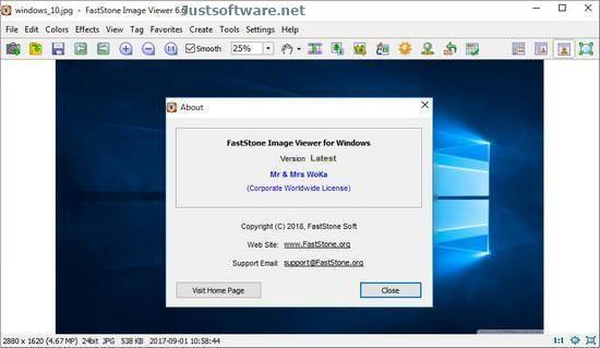 FastStone Image Viewer 6.8 Crack + Keygen Full Free Download [Latest]